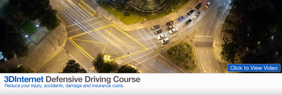 Defensive Driving: Reduce your injury, acidents, damage and insurance costs