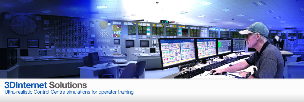 Ultra-realistic Control Centre simulations for operator training.